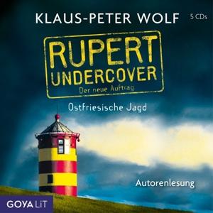 WOLF,KLAUS-PETER - RUPERT UNDERCOVER. OSTFRIESISCHE JAGD. DER NEUE AU