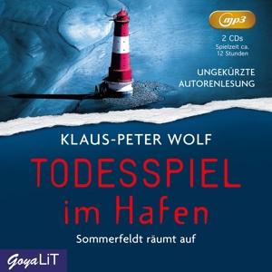 WOLF,KLAUS-PETER - TODESSPIEL IM HAFEN. SOMMERFELDT RÄUMT AUF (UNGEKÜ