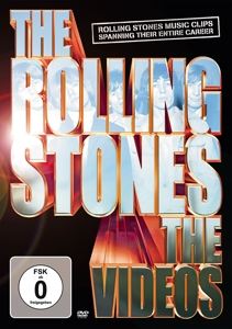 ROLLING STONES - ROLLING STONES - THE VIDEOS