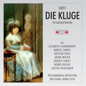 PHILHARMONIA ORCH.AND CHORUS - DIE KLUGE