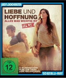 VARIOUS - LIEBE UND HOFFNUNG SD AUF BD (11 FILME)