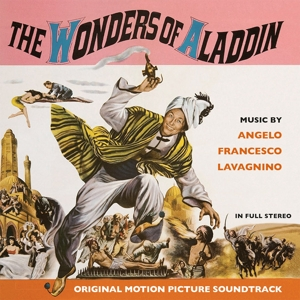 LAVAGNINO,ANGELO FRANCESCO - THE WONDERS OF ALADIN
