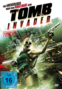VITORI/KATERS/BOWLING/WEINSTEI - TOMB INVADER (DVD)