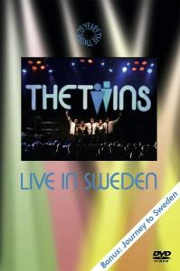 TWINS,THE - LIVE IN SWEDEN