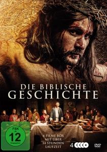 LOGGIA/MARCHIANO/FULLER/DEW - DIE BIBLISCHE GESCHICHTE (4 FILME AUF 4 DVDS)