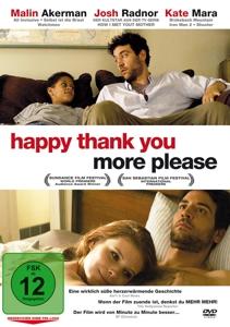 AKERMAN,MALIN/MARA,KATE - HAPPY THANK YOU MORE PLEASE