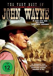WAYNE/BOND/HAYES/CLARK/STRANGE - VERY BEST OF JOHN WAYNE
