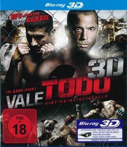 ANDREW/GRACIE/VALENCIA - VALE TODO (BLU-RAY 3D)