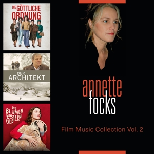 FOCKS,ANNETTE - FILM MUSIC COLLECTION VOL.2 (DIE BLUMEN VON GESTER
