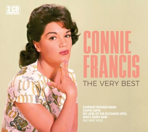 FRANCIS,CONNIE - CONNIE FRANCIS THE VERY BEST