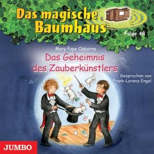 ENGEL,FRANK-LORENZ - DAS MAGISCHE BAUMHAUS 48/DAS GEHEIMNIS DES ZAUBERK