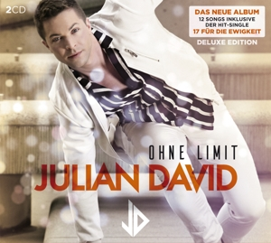 DAVID,JULIAN - OHNE LIMIT (DELUXE EDITION)