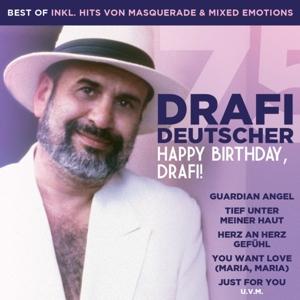 DEUTSCHER,DRAFI - HAPPY BIRTHDAY,DRAFI