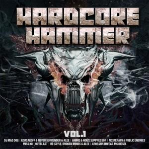 VARIOUS - HARDCORE HAMMER VOL.1