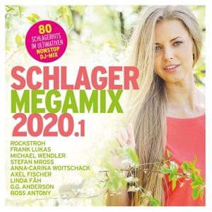 VARIOUS - SCHLAGER MEGAMIX 2020.1