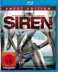 MACKEN/SKELLERN/SRBOVA - SIREN (BLU-RAY)