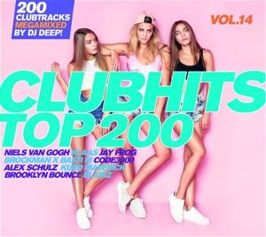 VARIOUS - CLUBHITS TOP 200 VOL.14