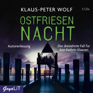 WOLF,KLAUS-PETER - OSTFRIESENNACHT (13.) DER NEUE FALL FÜR ANN KATHRI