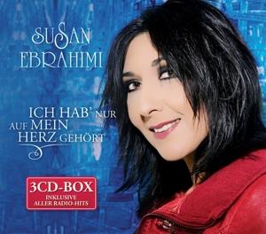 EBRAHIMI,SUSAN - ICH HAB NUR AUF MEIN HERZ GEHÖRT (3CD-BOX)