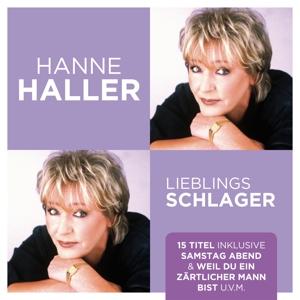 HALLER,HANNE - LIEBLINGSSCHLAGER