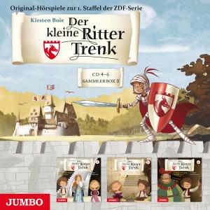 MENRAD,KARL/VARIOUS - DER KLEINE RITTER TRENK - DIE BOX (2)