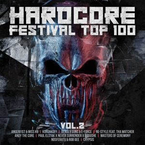 VARIOUS - HARDCORE FESTIVAL TOP 100 VOL.2
