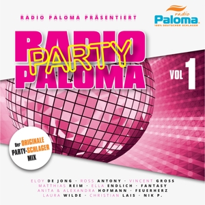 VARIOUS - RADIO PALOMA PARTY,VOL.1