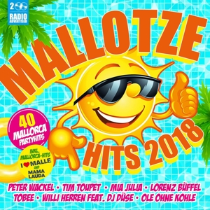 VARIOUS - MALLOTZE HITS 2018