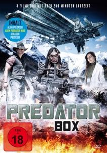 VARIOUS - PREDATOR-BOX (3 FILME)