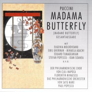 MOLDOVEANU/GHERMAN/AGACHI/+ - MADAME BUTTERFLY (GA)