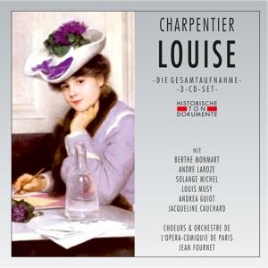 CHOEURS & ORCHESTRE DE L'OPERA - LOUISE