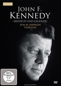 VARIOUS - JOHN F. KENNEDY - MENSCH UND LEGENDE