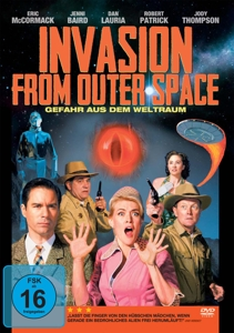 MCCORMACK/BAIRD/PATRICK/THOMPS - INVASION FROM OUTER SPACE