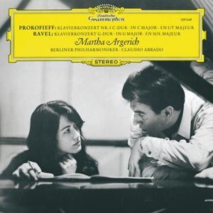 ARGERICH,MARTHA - PROKOFIEFF/RAVEL (180G)