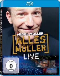 MÜLLER,MICHL - ALLES MÜLLER LIVE
