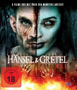 VARIOUS - HÄNSEL & GRETEL XXL (3 FILME AUF BLU-RAY)