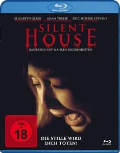 OLSEN/TREESE/STEVENS - SILENT HOUSE (BLU-RAY)