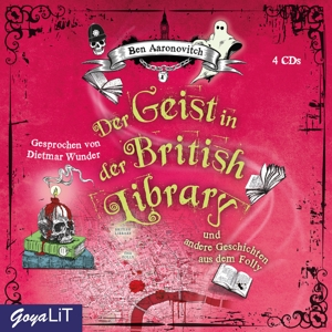 WUNDER,DIETMAR - DER GEIST IN DER BRITISH LIBRARY UND ANDERE GESCHI