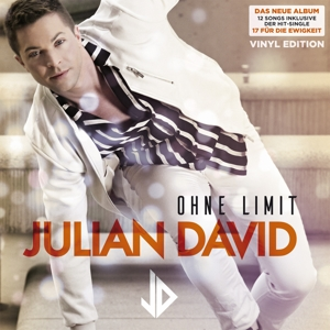 DAVID,JULIAN - OHNE LIMIT (VINYL EDITION)