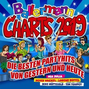 VARIOUS - BALLERMANN CHARTS 2019 DIE BESTEN PARTYHITS VON