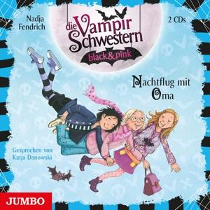 DANOWSKI,KATJA - DIE VAMPIRSCHWESTERN BLACK & PINK (5.) NACHTFLUG