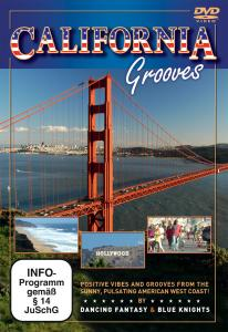 VARIOUS - CALIFORNIA GROOVES-DVD
