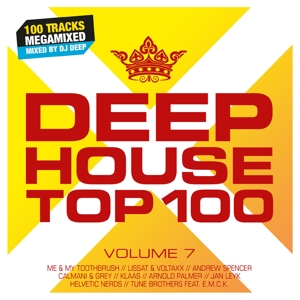 VARIOUS - DEEPHOUSE TOP 100 VOL.7