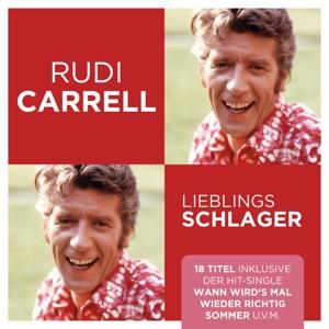 CARELL,RUDI - LIEBLINGSSCHLAGER