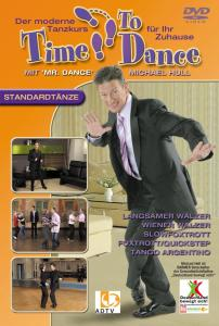 HULL,MICHAEL - TIME TO DANCE-STANDARDTÄNZE DVD