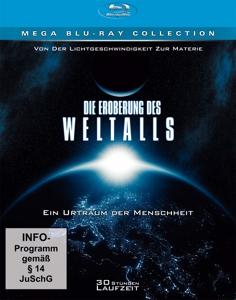 VARIOUS - DIE EROBERUNG DES WELTALLS - MEGA COLLECTION