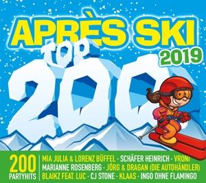 VARIOUS - APRES SKI TOP 200 2019