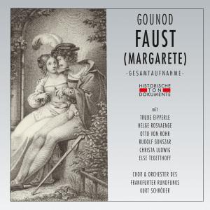 CHOR UND ORCHESTER DES FRANKFU - FAUST (MARGARETE)