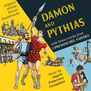 LAVAGNINO,ANGELO FRANCESCO - DAMON AND PYTHIAS / I PREDONI DEL SAHARA