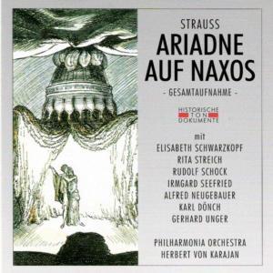 PHILHARMONIA ORCHESTRA - ARIADNE AUF NAXOS
